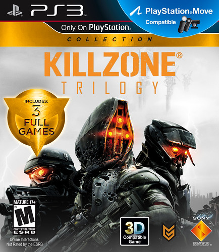 Killzone Trilogy on PS3 | by PlayStation.Blog