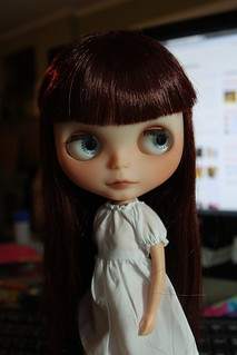 almost done with her makeover! | by Chantilly Lace (customs by Moofers)