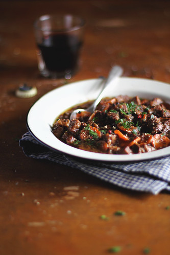 Beef and Guinness Stew | by anna kurzaeva