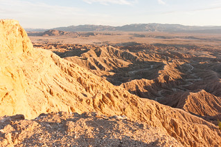 Fonts Point. Anza-Borrego Desert State Park | by slworking2