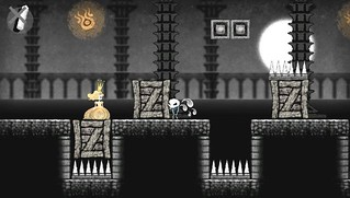 Dokuro on PS Vita | by PlayStation.Blog