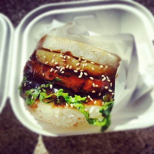Teriyaki Zen with pineapple @kojakitchen today. Long line but yummy lunch! | by Shockingly Tasty