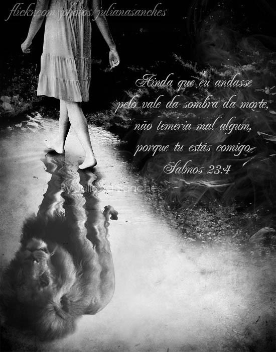 Conhecido Salmo 23:4 | Juliana Sanches | Flickr CV83