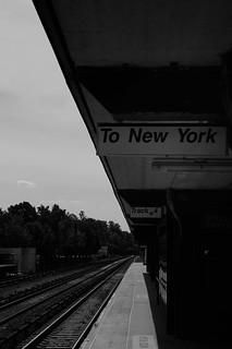 Commuting to New York City | by Sundown27