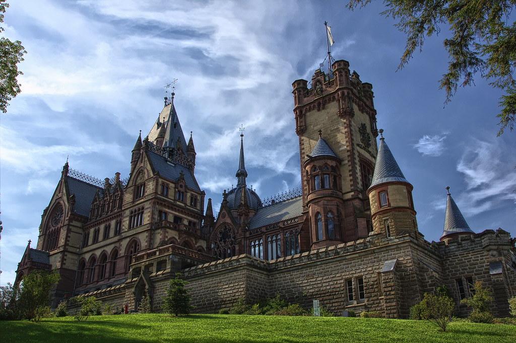 Dragon Castle, Schloss Drachenburg, Germany2   Paul Green