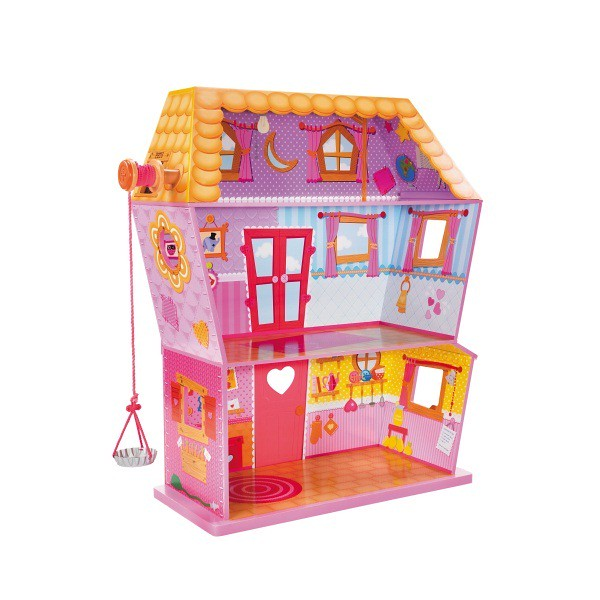 Lalaloopsy Wooden House Back  This is a new LalaLoopsy