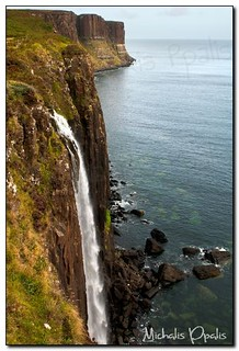 Kilt Rock and Mealt waterfall | by mpalis