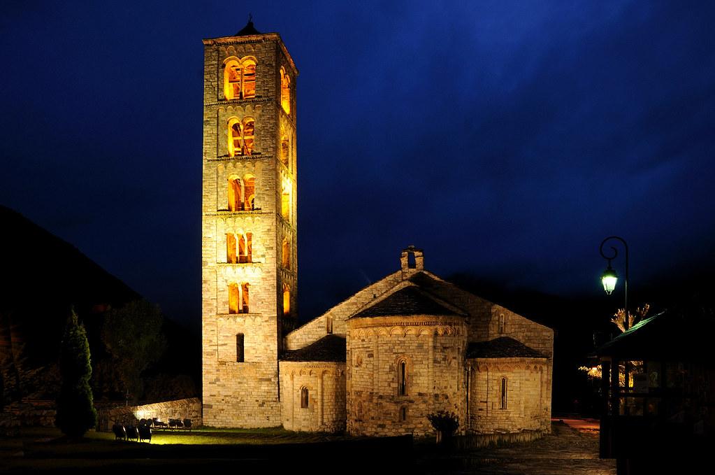 Església de Sant Climent de Taull  Taull  manel pons ...
