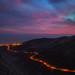 Snaking in Malibu Canyon
