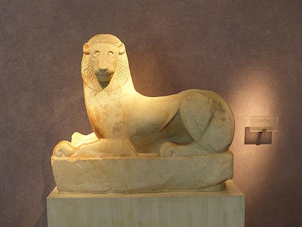 sphinx du céramique