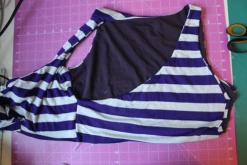 Making a Lined P4P Sunshine Dress Bodice Tutorial | by DanaK~WaterPenny