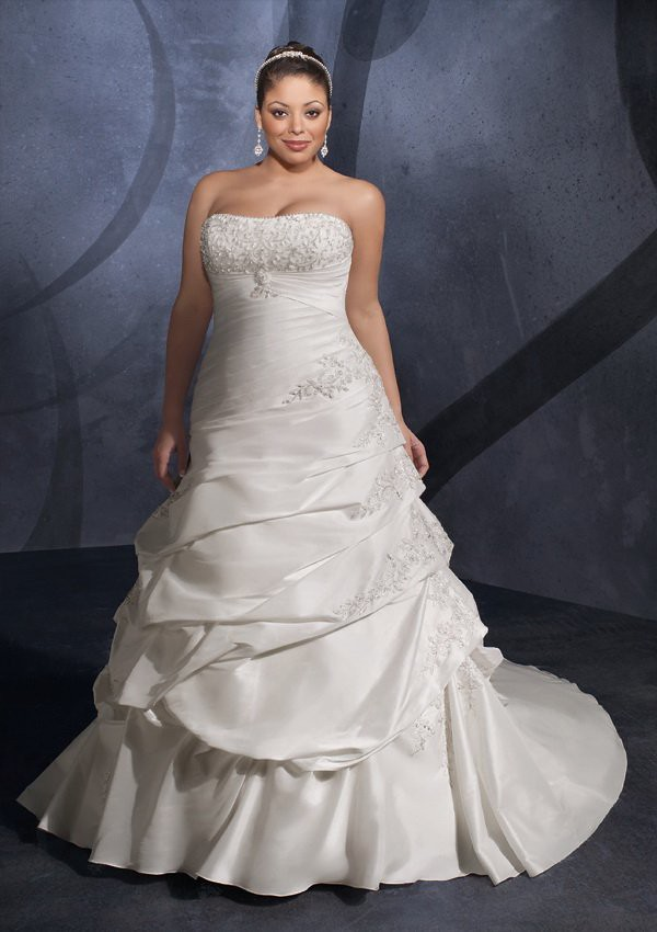 2036 - Plus size designer wedding gowns – Darius Cordell Fashion Ltd