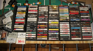 20120720 - cassette collection - IMG_4634 | by Clio CJL