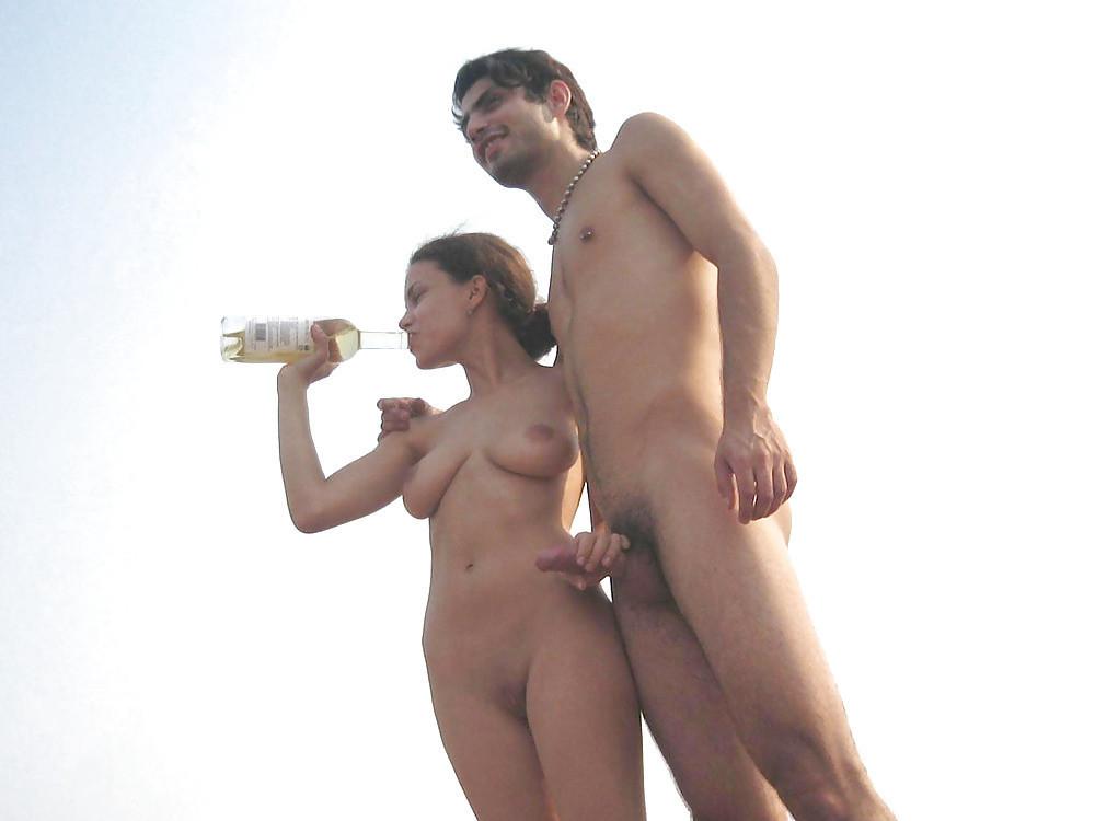 видео голых девушки и мужчины