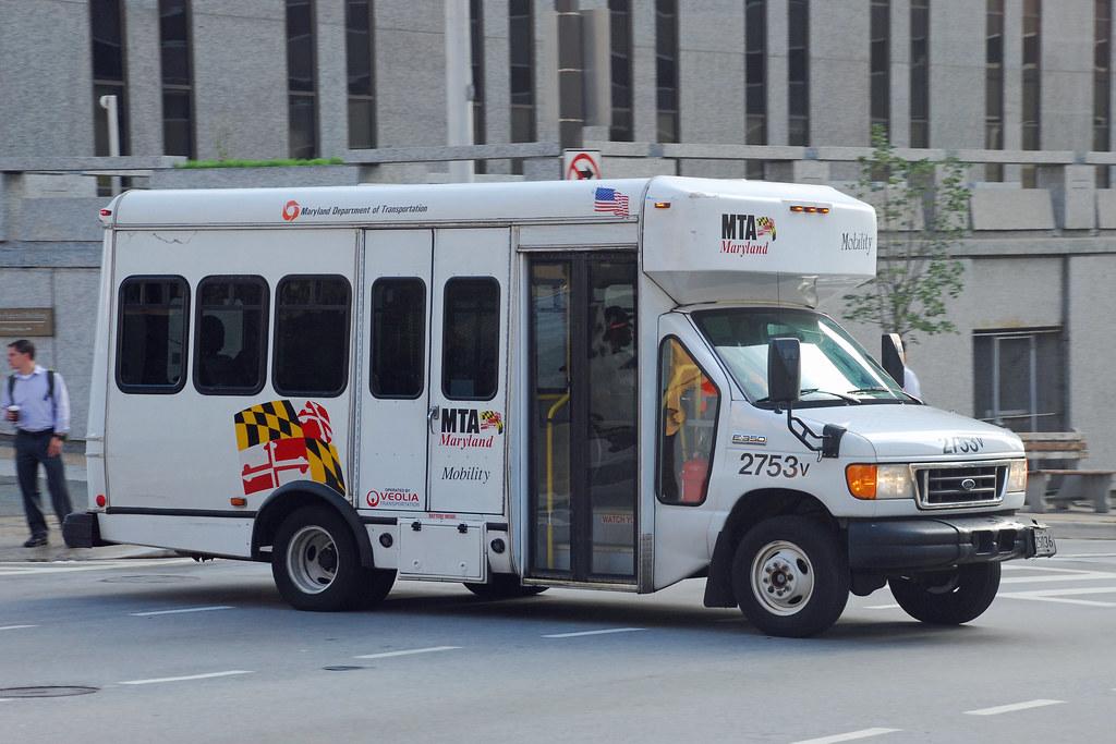 Mta Mobility Ford Coach Amp Equipment Phoenix Minibus In