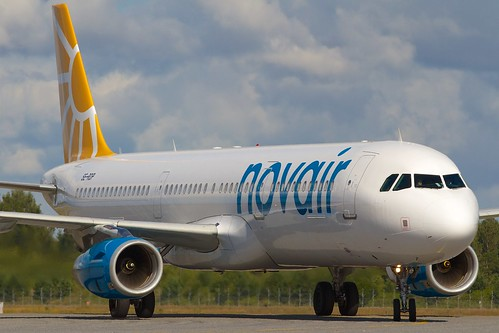 Airline Noveyr (Novair). Sayt.2 officiel