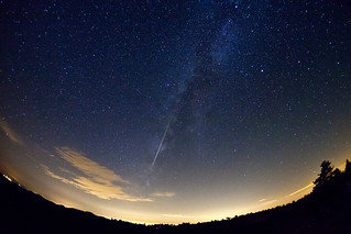 Perseid Meteor Shower 2012 | by Silver1SWA (Ryan Pastorino)