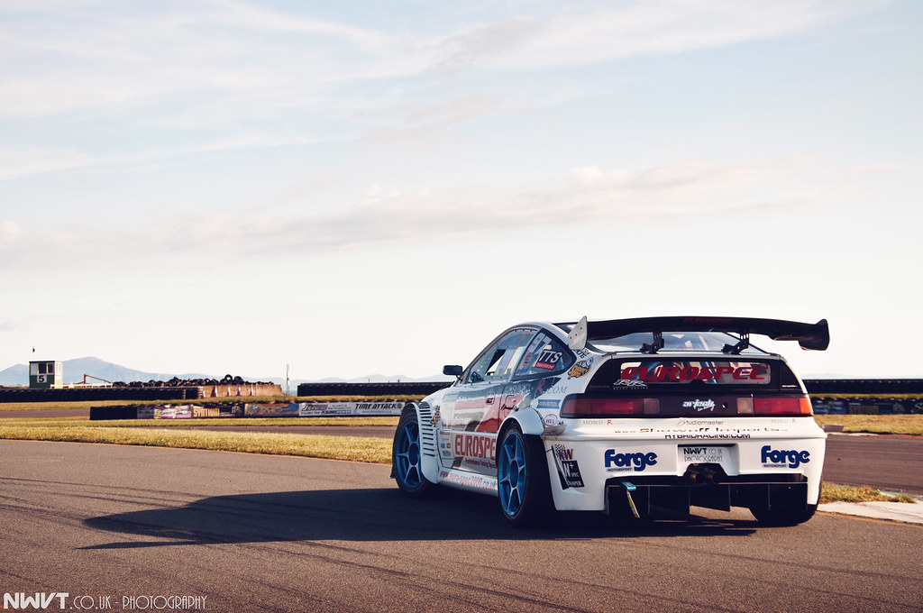 Eurospec Honda CRX Time Attack Club Pro Class At Modified … | Flickr