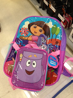 Dora the Explorer backpack | by dkzody