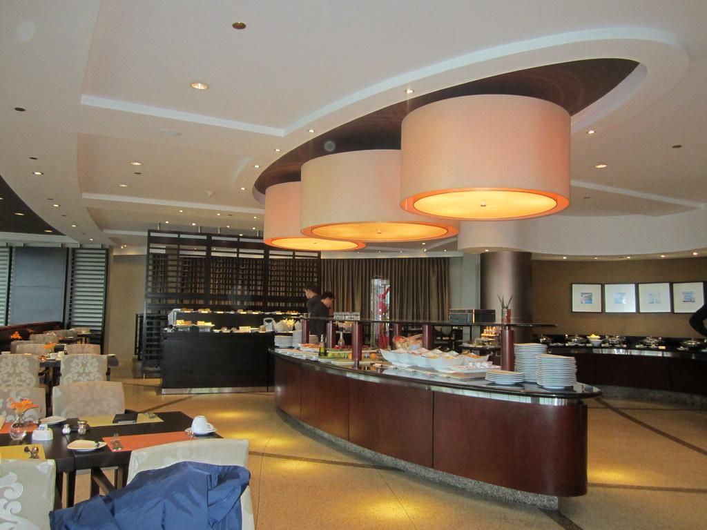 Marriott Hotel Breakfast