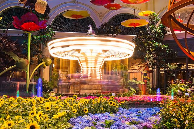 Bellagio Conservatory Botanical Gardens Flickr Photo Sharing