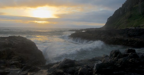 Cape Perpetua | by clouserw