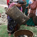 Private Sector / Sharing the catch with the village, Bangladesh. Photo by WorldFish Bangladesh Office, 2011.