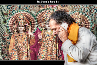 iWorship ! || Can Thou Hear Me Now, Oh Lord ? | by Anir Pandit's Photo Art