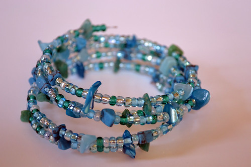 Turquoise Bracelet | by Claudia Shultz