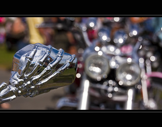 Bike Bokeh | by Lee Crosbie