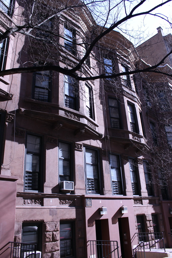 Humphrey Bogart's childhood home | 04-03-11 New York City ...