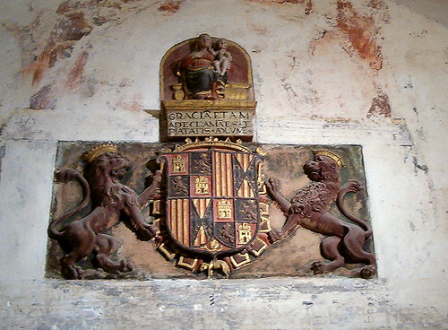 Wall coat of Arms. | by dkhlucy
