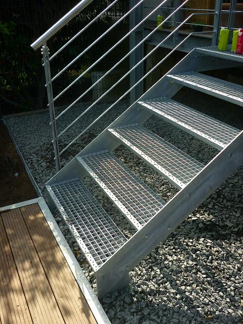 gitterrost treppe by j rg paul kaspari flickr. Black Bedroom Furniture Sets. Home Design Ideas