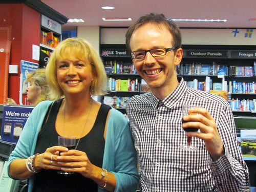 Authors Louise Voss and Mark Edwards | by Nikki-ann