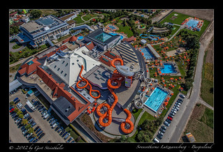Aerial Photography - Sonnentherme Lutzmannburg - Burgenland - 2012-08-29 by g-flights.at | by gert_stone