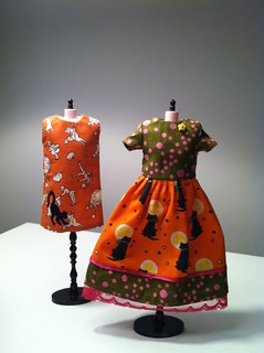 Halloween dresses for Blythe | by rowdyHarv, internet hit and miss