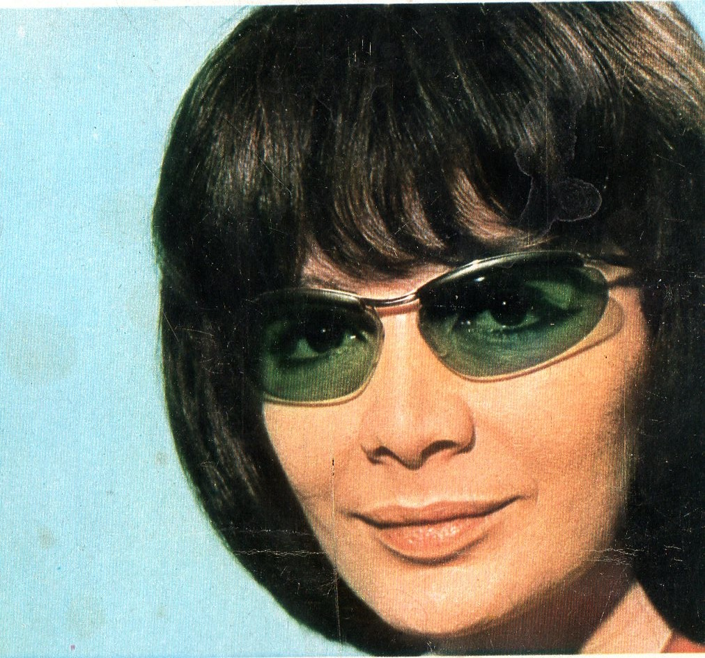 The 1960s-1964 ad for Sol-Amor sunglasses | Mo | Flickr