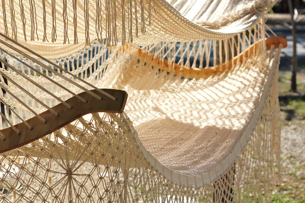 Beautiful Crochet Hammock Tulum Yucatan Mexico Flickr