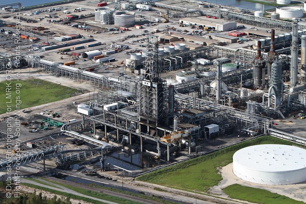 Conoco Phillips Alliance Refinery 15551 Louisiana 23 Be