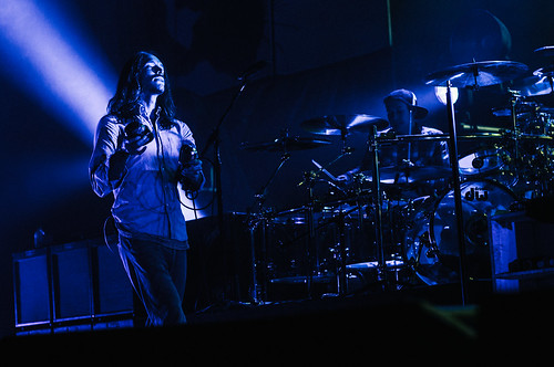Incubus - Rogers Arena - Vancouver, BC - Sep 4th 2012 | by Michael Caswell