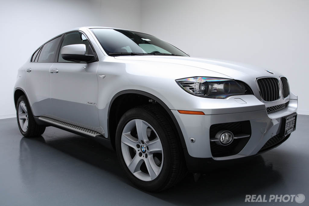 2012 BMW X6 Silver