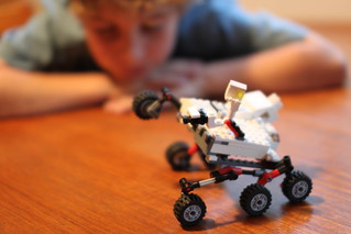 Lego Curiosity | by rlerdorf