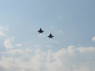 9/15/12 1:15pm 2 jets flying over | by Shekam