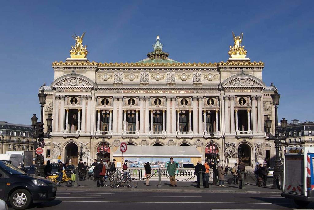 Op 233 Ra National De Paris Ã�リ、ガルニエのオペラ座 Flickr