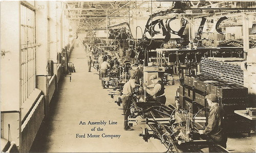 Se Dearborn Detroit Mi Rppc Ford Motor Co Industry Automot