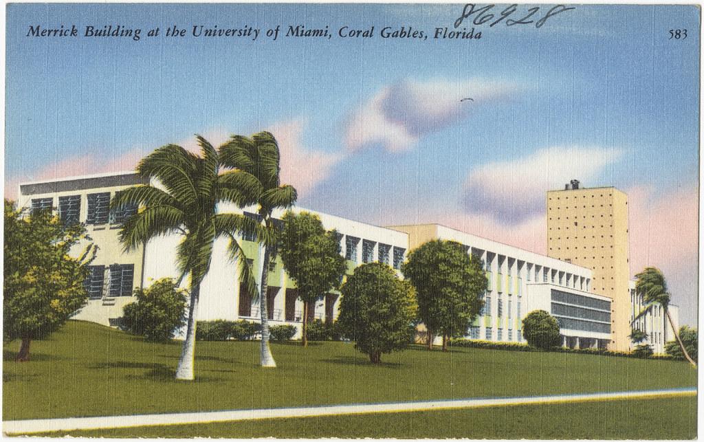 Merrick Building University Of Miami