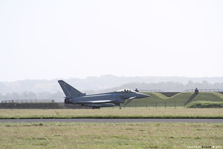 RAF Leuchars Airshow 2012 - The Typhoon FGR4's land | by Scotsman_in_Hawaii