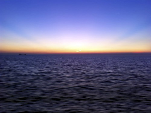 Sunset Across The English Channel | by A Guy Taking Pictures