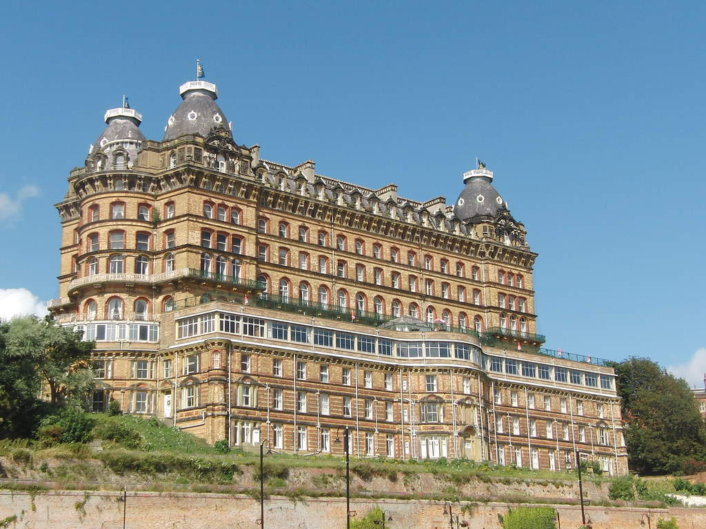 The Grand Hotel Scarborough Swimming Pool