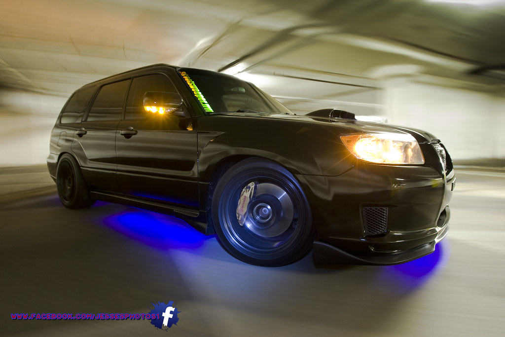 2007 Subaru Forester Xt Kramer Nirider Rig Shot Of A Bea Flickr